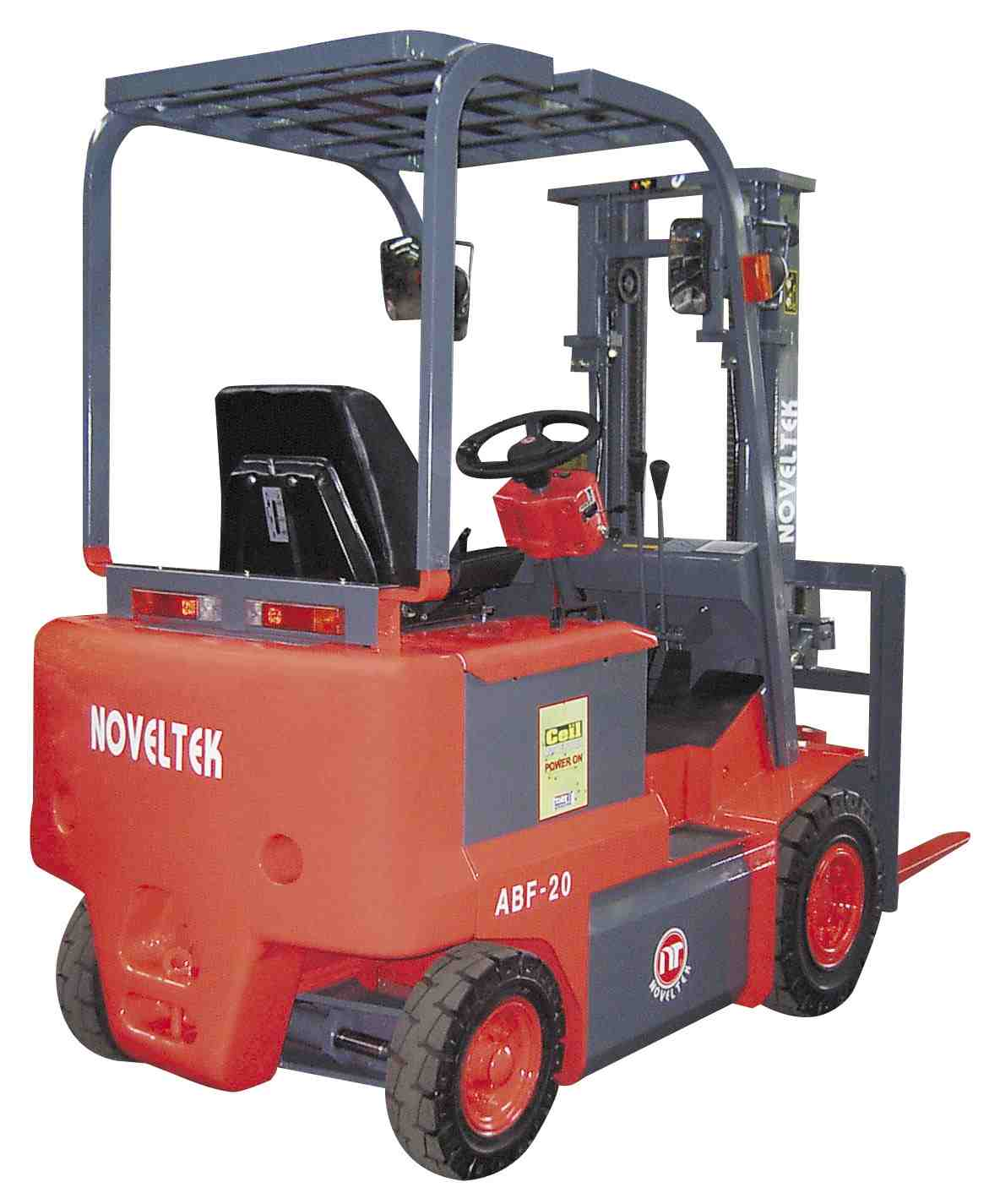 Advanced Electric Forklift Truck (Load: 1.5 Tons/2 Tons/2.5 Tons,3300 LB~5500 LB) ( AC System ) ABF-15/20/25