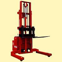Powered Pallet Stacker (Wide Straddle Version) (1 Ton/1.5 Tons/1.8 Tons/2 Tons)