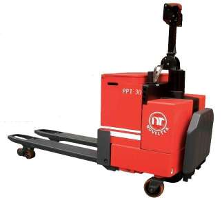 Powered Pallet Truck (1.8 Tons/2 Tons/3 Tons/4 Tons)