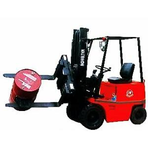 Advanced Electric Forklift Truck 1.5 Tons/2 Tons/2.5 Tons,3300 LB~5500 LB + ROTATING 360X FORK CLAMP 3300 LB~5500LB