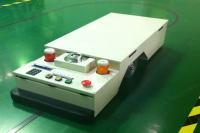 Automated Guided Vehicle System(AGV-Simple)