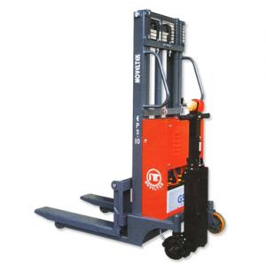 Semi-Powered Stacker / Tray truck / Pallet Truck