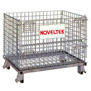 Warehouse cage L1200 × W1000 × H900 mm Load: 1500 KG A-7