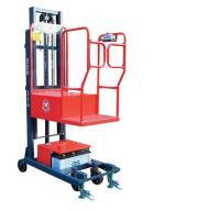 New security patent Semi-Powered Order Picker Stacker (Load:200kg, 440lb)SPOP-02N